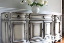 Inspiration for painted furniture