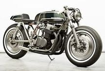 Motorcycle. / Sport, custom, cafe, concept and other bikes.