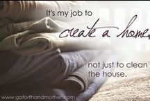 Blessed life as a housewife.