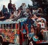 Make peace not war! / flower power/hippies