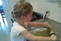 Baking & cooking with kids