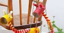 Toilet roll crafts for kids