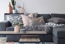 Decor / Inspiration and more inspiration to brighten up your space.