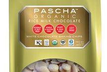Our Rice Milk Products / PASCHA now offers #organic #nonGMO #dairyfree #kosher #ricemilk #chocolate that is also #nutfree #peanutfree #soyfree #glutenfree #vegan. Also certified #vegan and #kosher and #carrageenanfree