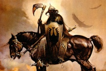 Barbarians + Warriors