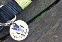 DOG TAG - MEDAGLIETTE / Medagliette personalizzate. Personalized dog tags.