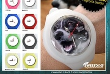 WATCHES - OROLOGI / E' l'ora della pappa del tuo cane! -  It's time for your dog to have lunch!
