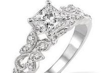 Engagement Rings / Gorgeous engagement rings all available on the Replacement Services website!