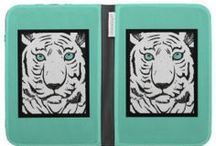 Artisan Abigail Kindle Cases / My electronic accessory items on Zazzle! All designs are original. © Abigail Davidson Art