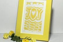 My Printmaking Art: Typography / Includes my original typography artwork. Thank you for visiting! All Images © Abigail Davidson Art