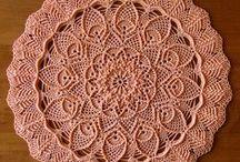 Serwety szydełkowe ( crochet )