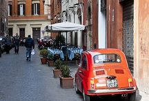 Rincones de Italia. Al Dente Bilbao. / La Bella Italia