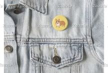 Artisan Abigail Buttons / Includes buttons on Zazzle by Artisan Abigail. All designs are original.Thank you for visiting! © Abigail Davidson Art