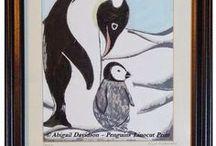 My Art: Birds / All Images © Abigail Davidson Art -- Includes my original artwork of birds. More information about my art can be found at abigaildavidsonart.blogspot.com -- Thank you for visiting!
