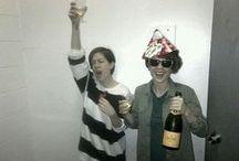 To adore / Tegan and Sara fan board