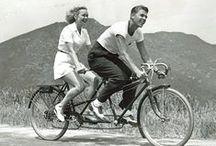 Tandems / Tandem bicycles