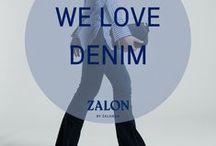 Zalon ♥ Denim Styles / D suchst die perfekte Jeans? Dein Zalon Stylist findet das Modell, dass genau zu deinen Wünschen passt.