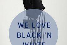 Zalon ♥ Black&White