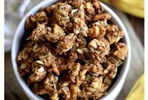 Healthy Snacks / Snack recipes that are healthy and delicious! (Gluten Free!)