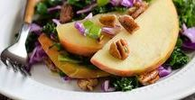 Vegetable Recipes / Healthy vegetable sides and dishes.
