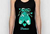 Society6: My Clothing Designs / All Designs © Abigail Davidson -- Includes my original designs at Society6!