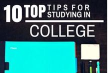 Tips & Tricks: College Academics
