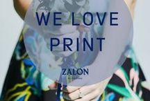 Zalon ♥ Print / Print