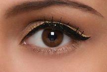 Hair & make-up / Kapsels & make-up (ideeën)