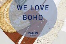 Zalon ♥ Festivals Boho/Ethno
