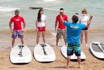 Escuela de paddle-surf Entredosaguas