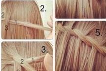 Hair and Beauty / Different kinds of hairstyles and Beauty