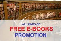 FREE eBooks Promotion / Promote ALL Your FREE eBooks (0,01 cent isn't for free). CHANGED RULE: You can't pin the same ebook more ten once. If you do not follow the rules you will be unfortunatly blocked. This is because I like to give everyone an opportunity to get views. Spread the love, thank you. (follow the board and email me to get an invite info@healingtarot.net)
