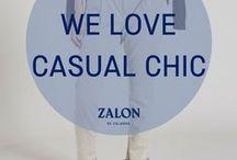 Zalon ♥ Casual Chic / Kurzlebige Trends machen Lust auf zeitlose Teile, klassische Brands und zurückgenommenes Styling.  Lass dir jetzt deine Klassiker-Box von deinem Zalon Stylisten stylen.