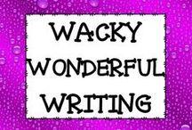 Wacky Wonderful Writing / All things writing.