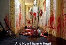 *Tin Man* / Pain & heartache...who needs a heart anyway? It only gets trampled on & broken....