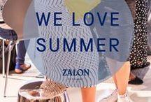 Zalon ♥ Summer Styles / Die schönsten Sommer Looks - zusammengestellt von deinem persönlichen Zalon Stylisten!