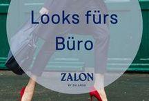 Zalon ♥ Business Wear / Die schönsten Key Pieces fürs Office, die perfekt zu dir und zu deinem Alltag im Büro passen. Dein persönlicher Stylist zeigt dir, wie du die Looks gekonnt stylst.