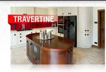 Travertine - USi / ravertine is composed of natural stone, such as marble, granite, onyx, limestone, slate, etc. but exhibits key differences from metamorphic rock during formation. Travertine is formed in hot springs and limestone caves and contains holes within the stone, which are caused by carbon dioxide evasion. USi Stone & Tile offers a wide selection of travertine materials