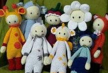 Lalylala / Lalylala dolls from all over! Originals and copies.