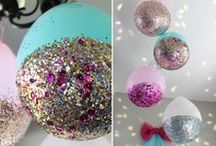 New Year's Eve / Happy New Year!!!! Collection of DIY ideas and everything else that you need for the perfect NYE Party!
