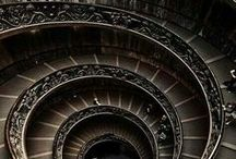 Photography | Stairs / Stairs | Architecture | Perspective | Photography | Inspiration