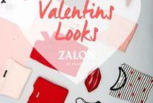 Zalon ♥ Date Looks / Für das Date mit dem Herzblatt fehlt noch das richtige Outfit? Unsere Stylisten haben Inspiration und tolle Styling-Tipps für dich!