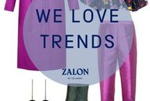 Zalon ♥  Trends 2018 / Die coolsten Mode Trends von 2018.   Lass dir von deinem persönlichen Zalon Stylist dein perfekt auf dich abgestimmtes Outfit mit den schönsten Trend-Pieces des Jahres zusammenstellen!
