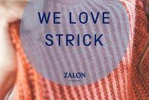 Zalon ♥ Strick