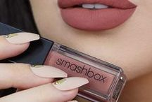 Makeup / Lipstick | Eyeshadow | Eyeliner | Makeup | Inspiration