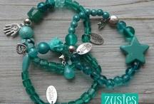 armbandencollectie zusjes / Ga naar mijn facebook site @zusjessieraden
