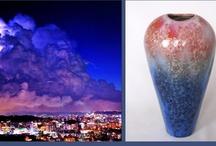 Halmos vase - Nature / www.facebook.com/halmoskeramiak