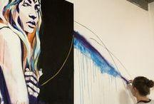 Hannah Chloe at Fousion Gallery