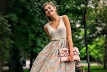 How to wear maxi skirt?