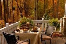 "Fall ""Deck""orating!"